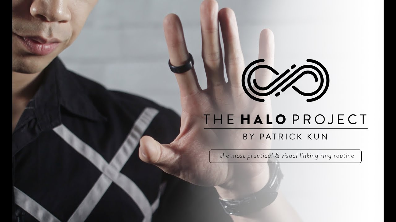 Gimmicks and Online Instructions The Halo Project Size 8 by Patrick Kun