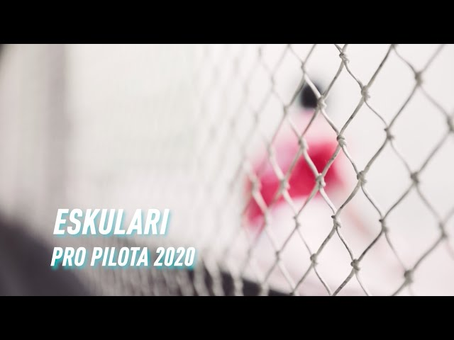 Eskulari Tournoi professionnel de pelote à main nue !