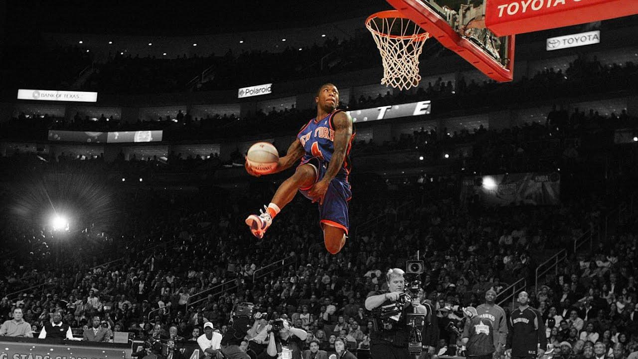 Biografi Nate Robinson (Sang 3X Juara Dunk Contest NBA)