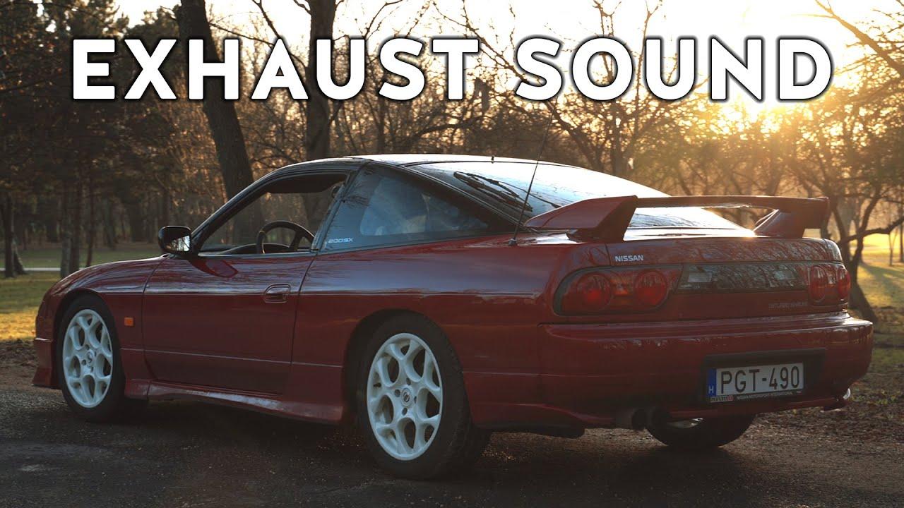 Download NISSAN 200SX S13 (CA18DET) EXHAUST SOUND
