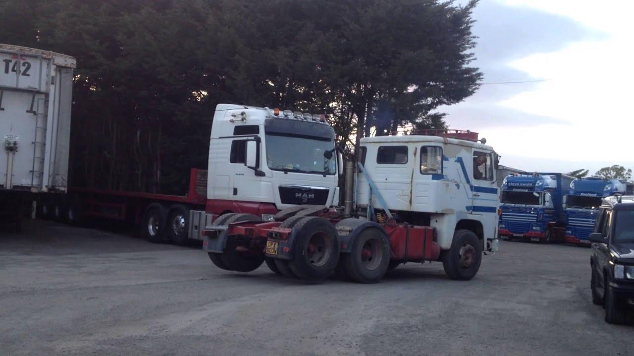 Scania 141 longline and 142 - YouTube
