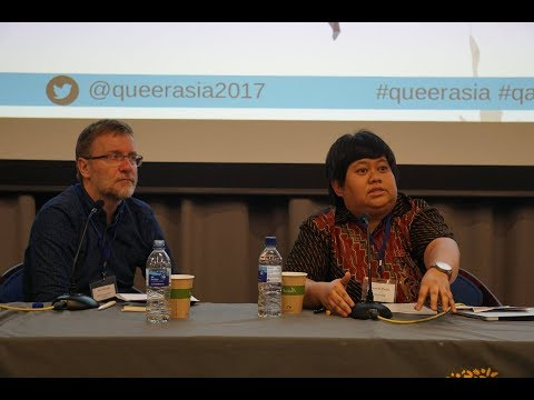 Human Rights Lawyer Yasmin Purba on violence against LGBT in Indonesia - QA2017