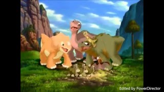 dance like an african prehistoric disney crossover style