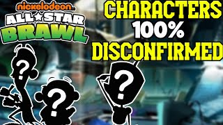 4 Characters DISCONFIRMED for Nickelodeon All Star Brawl