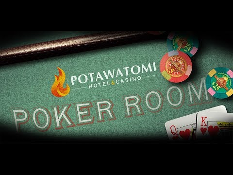 Chili Man Suckout POKER VLOG #32  Cash Games Potawatomi
