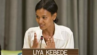 Ethiopian Model Liya Kebede Inspiring Moments