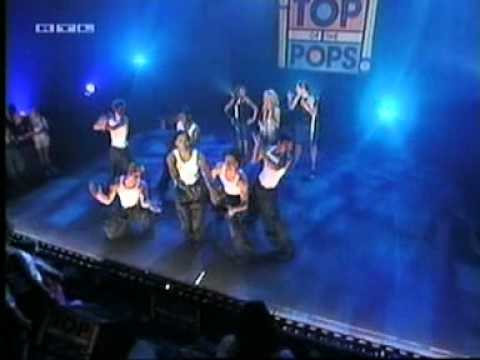 Britney Spears - Lucky (Live @ Top of the Pops 2000)