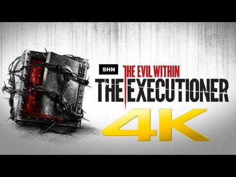 The Evil Within | The Executioner | 4K 60ᶠᵖˢ |  Longplay Game Movie Walkthrough  No Commentary
