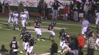 2008 Allen Eagles vs Wylie Pirates American Football 8-5A District Championship Game
