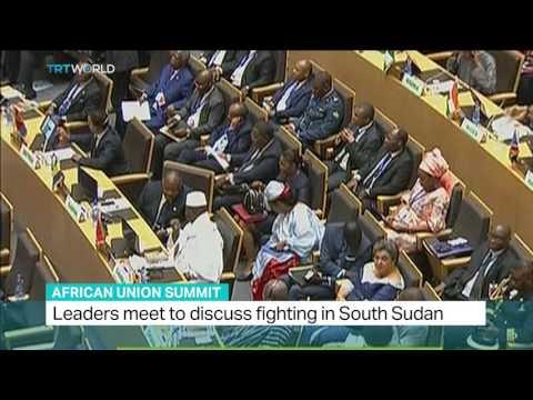 African union summit starts in Rwandan capital Kigali