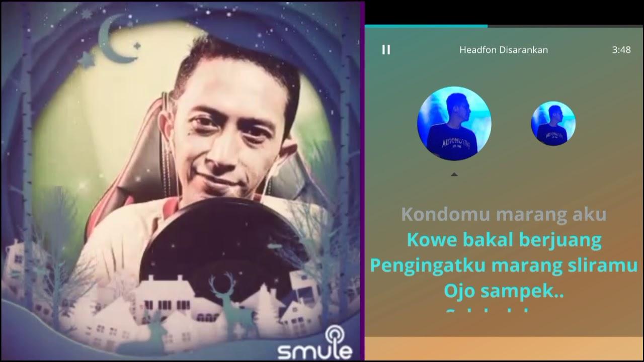 Aku Ra Mundur (Tepung Kanji) - Syahiba Saufa ft. James AP | video karaoke duet bareng lirik | cover