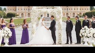 Свадьба в Константиновском дворце