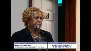 """Big Picture"" presents Eastside Rising Origins and Annual Update with Hanifa Shabazz"