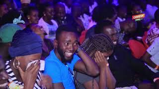 Alex Muhangi Comedy Store Nov 2018 - Crazy University