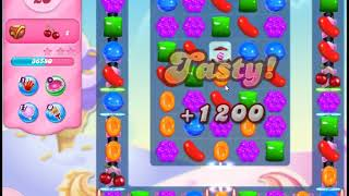 Candy Crush Saga Level 2929 - NO BOOSTERS