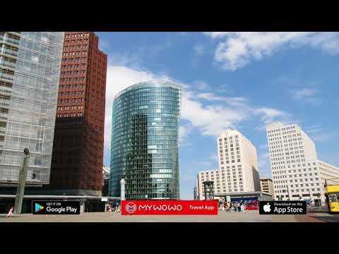 Potsdamer Platz – Introduction – Berlin – Audio guide – MyWoWo Travel App