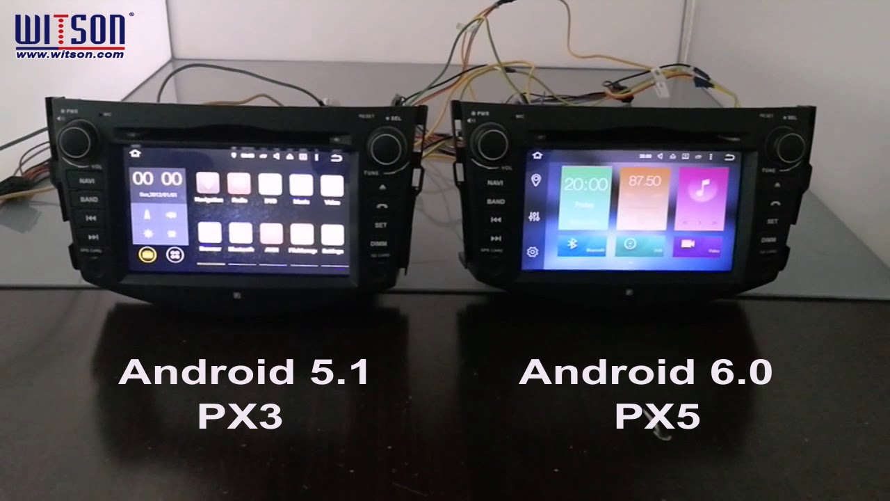 ANDROID 6 0 PX5 and ANDROID 5 1 PX3 Start Speed Comparison!!!