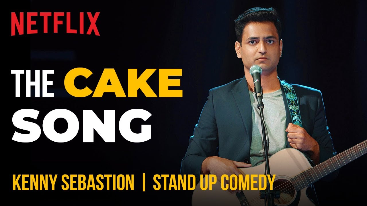 Kenny Sebastian Sings The Cake Song | Stand-Up Comedy | Netflix India