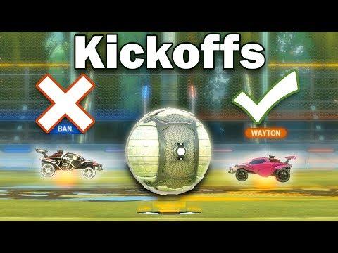 Rocket League Kickoffs | Good vs Bad