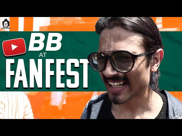BB Ki Vines- | BB at Fanfest 2017 |