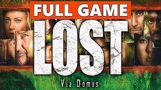 Lost: Via Domus Full Walkthrough Gameplay - No Commentary (PC Longplay)
