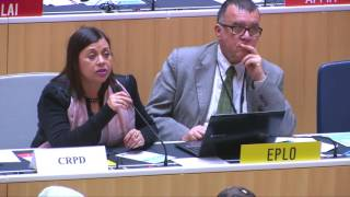 Voices from Marrakesh Treaty Assembly: Maria Soledad Cisternas, CRPD