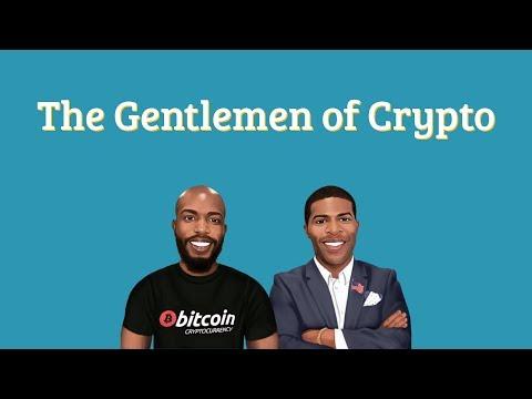 The Gentlemen of Crypto EP. 154 - Binance Beats Deutsche, Chilean Banks Accounts, 17Mln Bitcoin