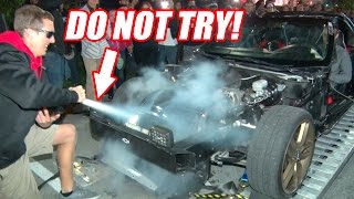 Easiest Way To BLOW Your Engine... Tried It Anyway!