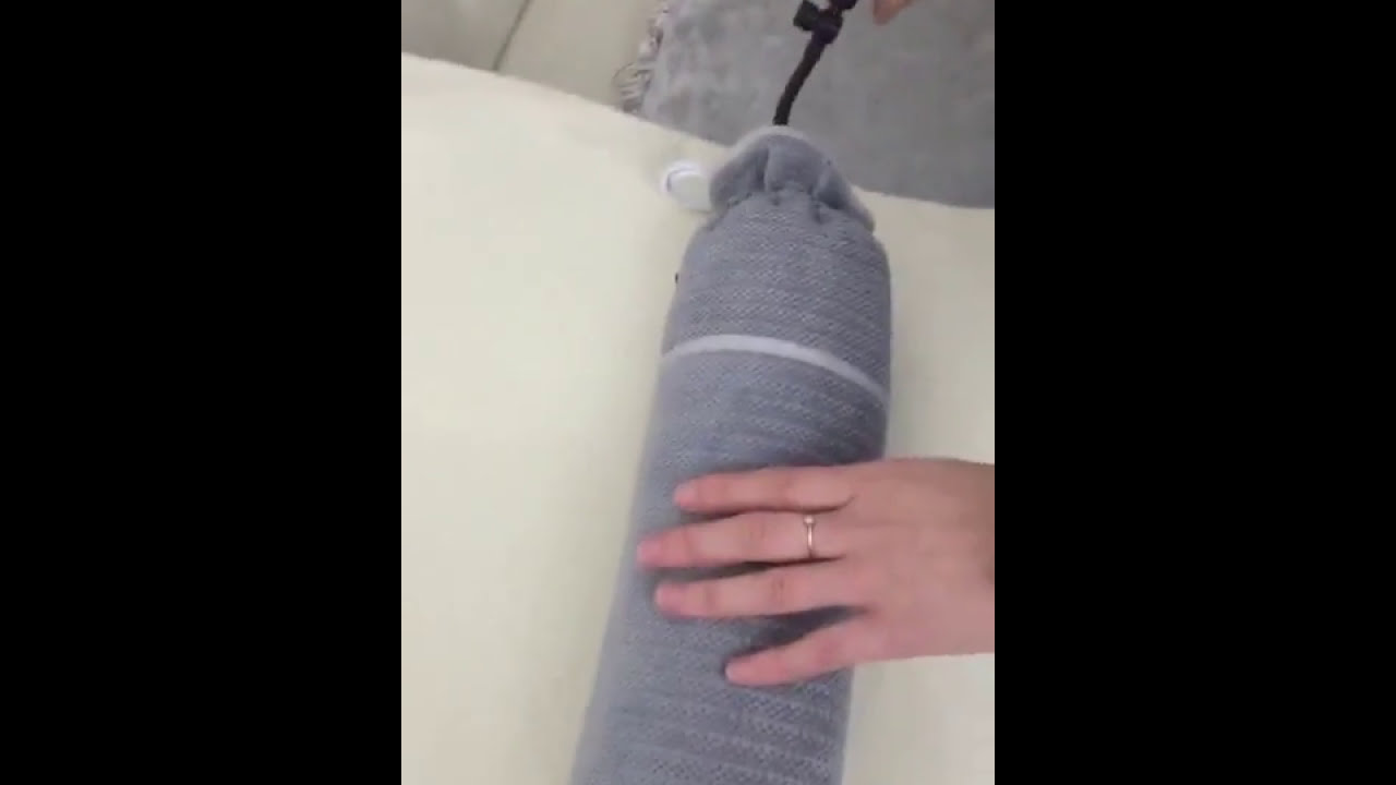How to inflate the neck 42