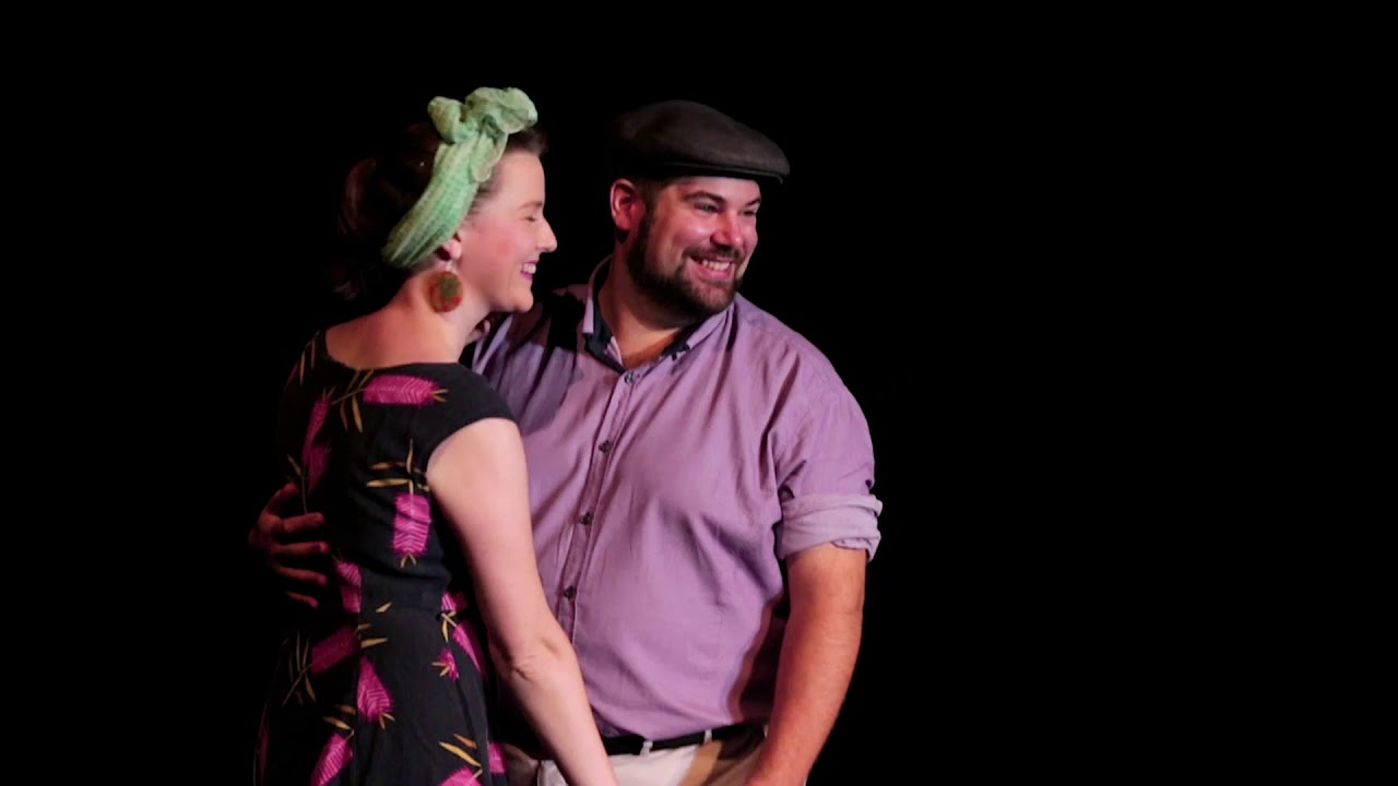 Swing Dance NT | Kathryn, Katelyn & Tom