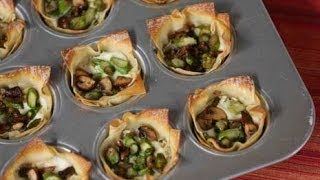 How To Make Mini Muffin Tin Lasagnas