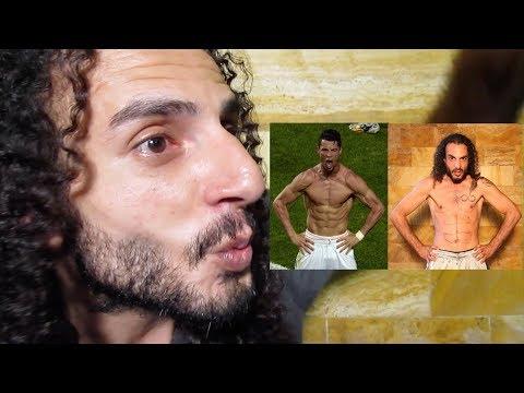 قدمت السيرة الذاتية لفريق ريال مدريد ... عشان اكون بديل كريستيانو رونالدو