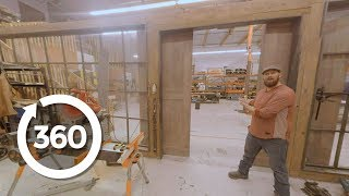 Tour MythBusters Headquarters in 360! (360 Video)