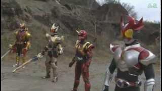 Kamen Rider Decade - All Form Rider