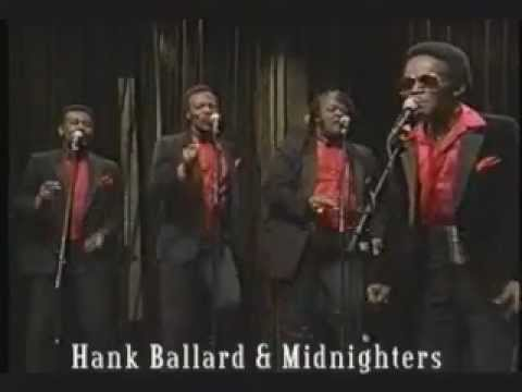 Hank Ballard & Midnighters--Annie Had A Baby