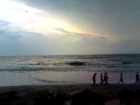 Arabian Sea in Calicut
