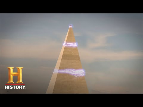 Ancient Aliens: Electromagnetic Power Grid Inside the Pyramids (Season 9) | History