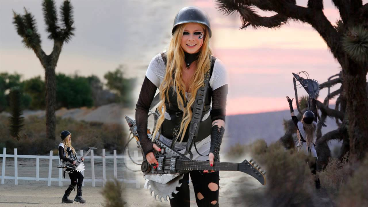 Download Avril Lavigne - Rock N Roll (Studio Acoustic Version) [Unofficial]
