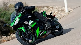 2017 Kawasaki Ninja 650 Essai Auto-Moto.com