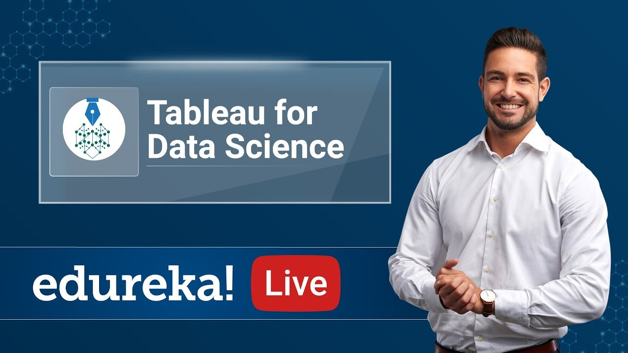 Tableau Live - 2   Tableau for Data Science   Tableau Tutorial   Tableau Training