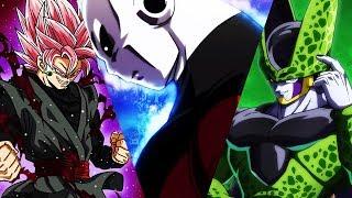 Die 10 BESTEN Gegner aus Dragonball! (Dragonball Z/Super/GT)