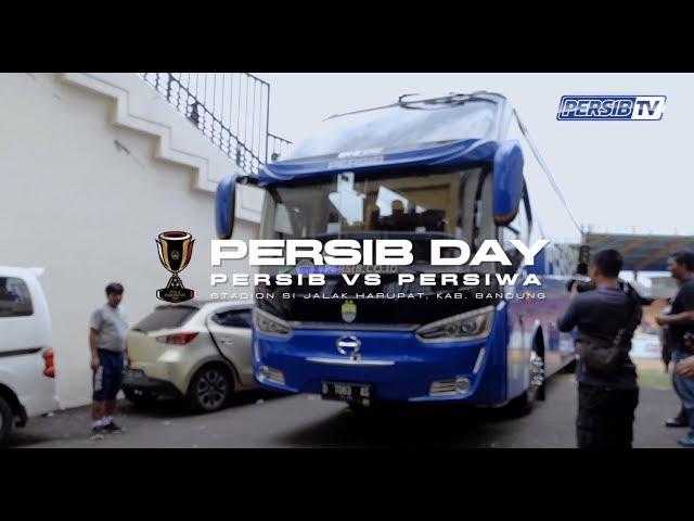 #PERSIBday Piala Indonesia 2nd leg 32 besar (vs Persiwa) - 11 Februari 2019