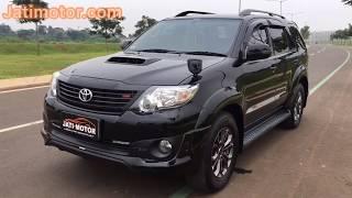 Indeep Fortuner Vnt Trd / Review Toyota Fortuner Vnt TRD