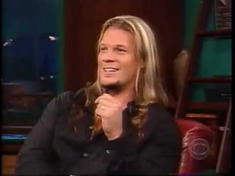 Chris Jericho TV talk show interview DVLH