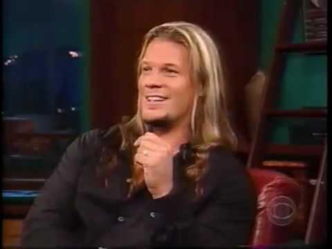 Chris Jericho TV talk show interview DVLH