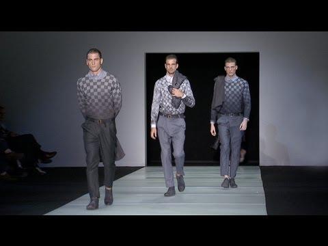 Giorgio Armani – 2012 Spring Summer – Menswear Collection