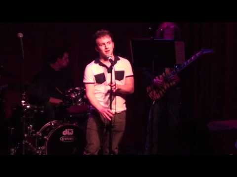 Gerard Canonico sings REACH THE SKY by Bobby Cronin