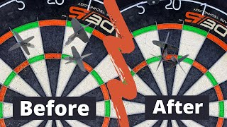 IMPROVE Your Darts Accuracy! | 4 Daŗts Tips To Hit Your Target Better