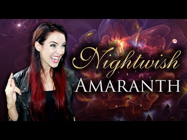 Amaranth - Nightwish ( Cover by Minniva feat Quentin Cornet )