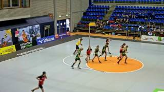 korfbal challenge 2016 rtc zuid u15